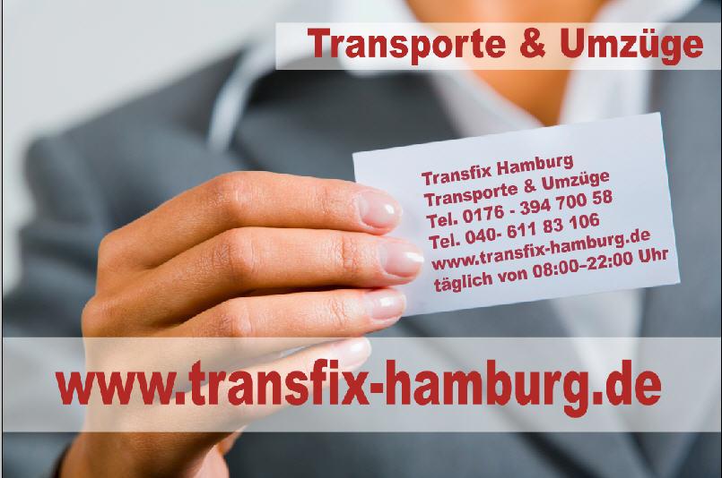 Transporte & Umzüge Fuhlsbüttel-Hamburg. Transporte & Umzüge Fuhlsbüttel-Hamburg.jpg